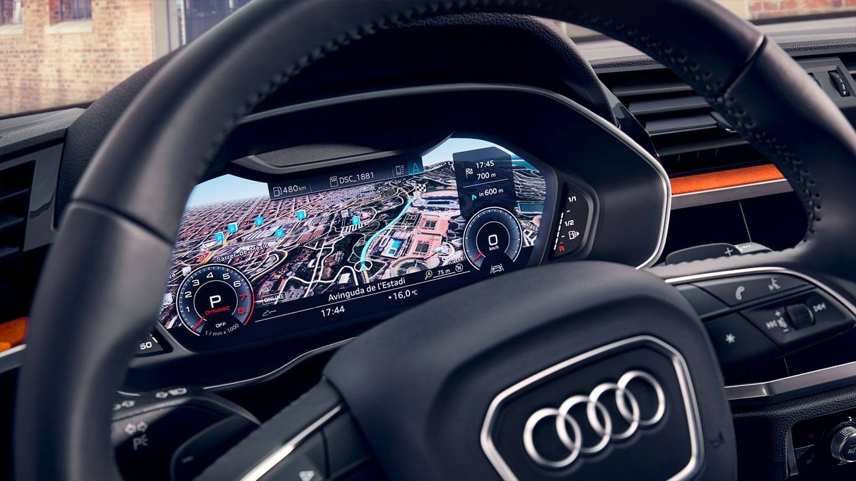 The new Audi Q3 2019 > Audi Q3 2019 > Audi Oman