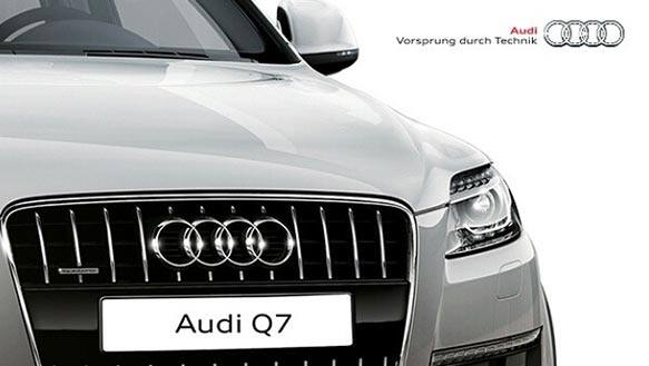 Audi Oman