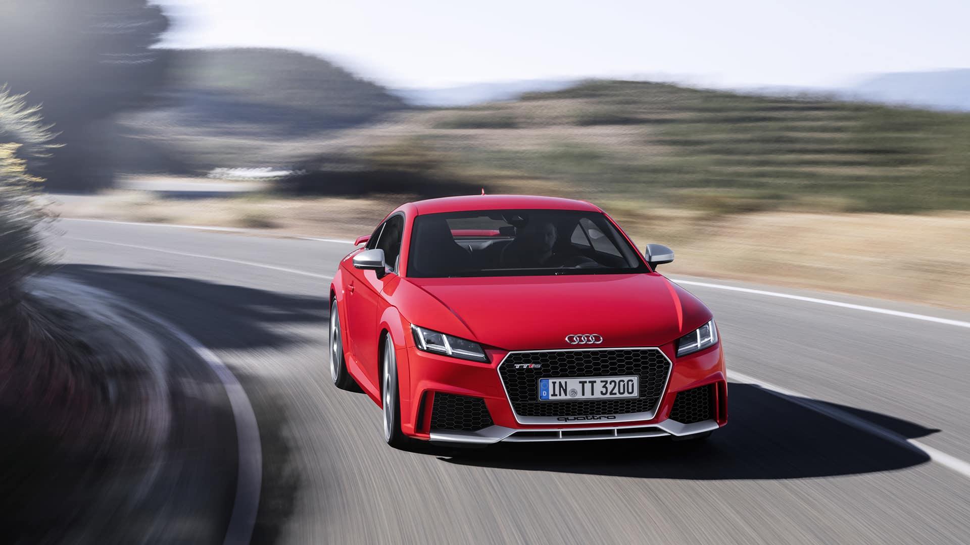 Audi Ttrs Coupe 2019 Audi Tt 2019 Audi Oman